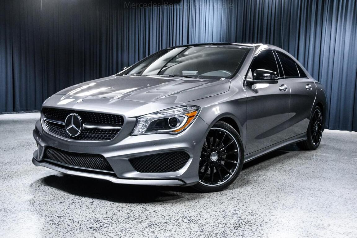 2016 mercedes benz cla 250 coupe scottsdale az 12660981. Black Bedroom Furniture Sets. Home Design Ideas