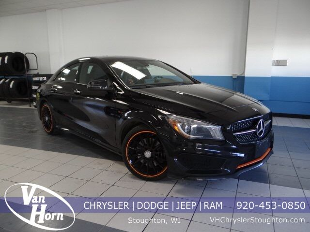 2016 Mercedes-Benz CLA 250 Plymouth WI