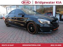 2016_Mercedes-Benz_CLA 250_Sedan, Edition Orange, AMG Body Style, Rear-View Camera, Bluetooth Streaming Audio, Harman Kardon Surround Sound, Heated Leather Seats, Panorama Sunroof, 18-Inch AMG Alloy Wheels,_ Bridgewater NJ