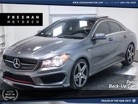 2016 Mercedes-Benz CLA 250 Sport Plus Keyless-Go Pano Blind Spot Assist