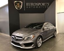 2016_Mercedes-Benz_CLA_AMG CLA 45_ Salt Lake City UT