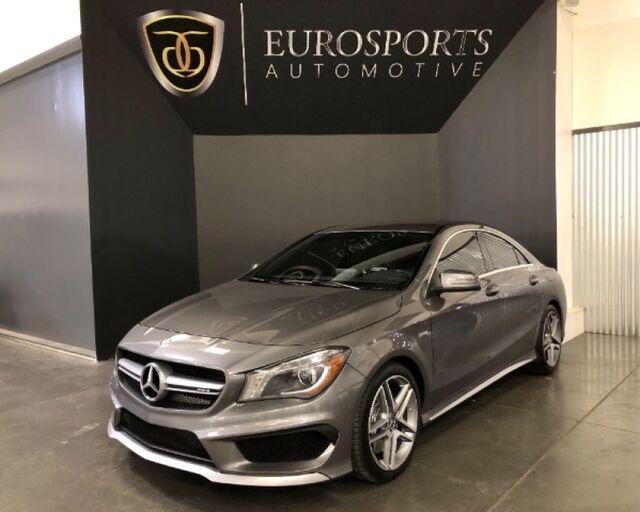 2016 Mercedes-Benz CLA AMG CLA 45 Salt Lake City UT