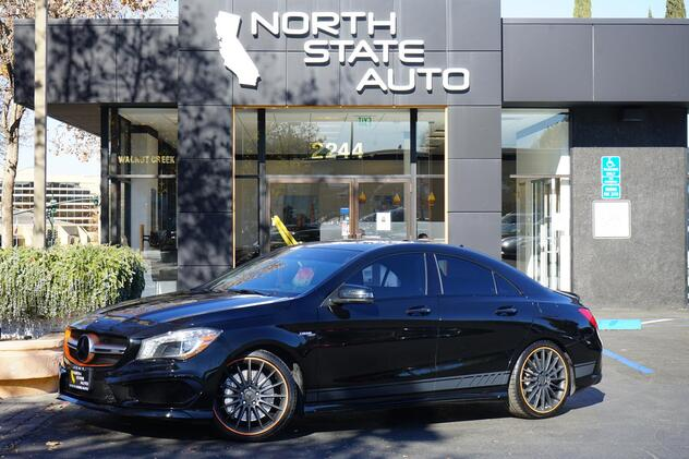 2016_Mercedes-Benz_CLA_AMG CLA 45_ Walnut Creek CA