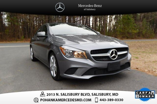 2016 Mercedes-Benz CLA CLA 250 **  10 YEAR / UP TO 100,000 POWERTRAIN WARRANTY  * Salisbury MD
