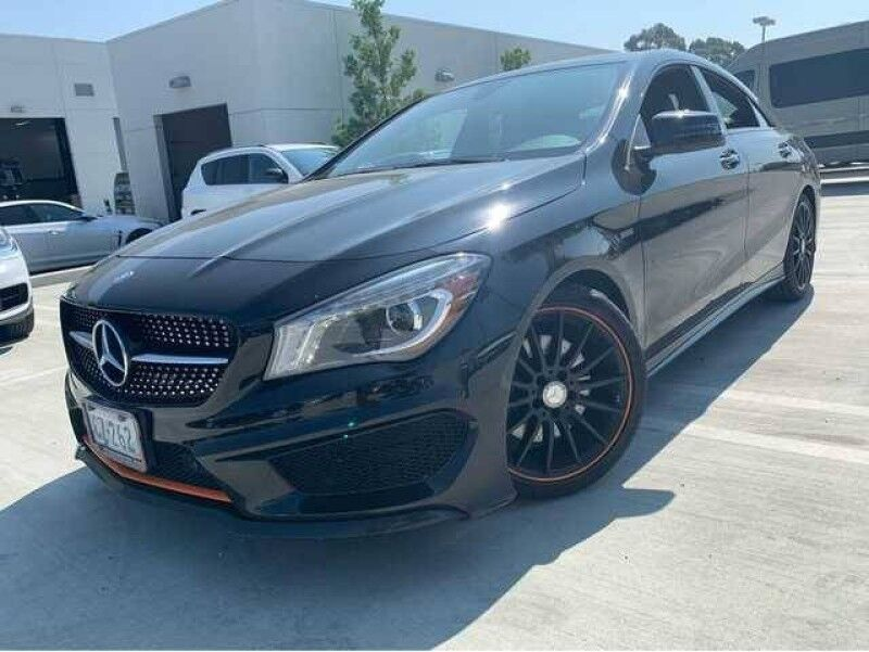 2016 Mercedes-Benz CLA CLA 250 (10/15) SPORT PACKAGE / NIGHT PACKAGE Monterey Park CA