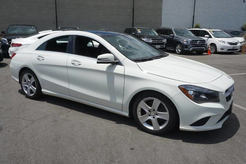 2016 Mercedes-Benz CLA CLA 250 4MATIC (05/16) PANORAMA ROOF / MULTIMEDIA WITH NAVIGATIO Monterey Park CA