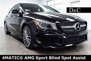 2016_Mercedes-Benz_CLA_CLA 250 4MATIC AMG Sport Blind Spot Assist_ Portland OR