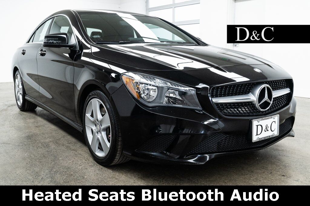 2016 Mercedes-Benz CLA CLA 250 4MATIC Heated Seats Bluetooth Audio Portland OR