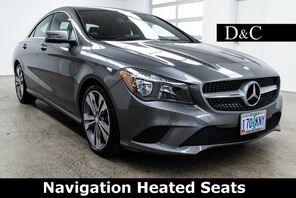 2016_Mercedes-Benz_CLA_CLA 250 4MATIC Navigation Heated Seats_ Portland OR