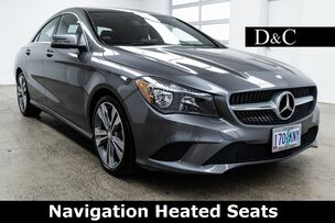 2016 Mercedes-Benz CLA CLA 250 4MATIC Navigation Heated Seats