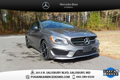 2016_Mercedes-Benz_CLA_CLA 250 4MATIC®_ Salisbury MD