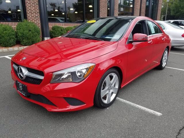 2016 Mercedes-Benz CLA CLA 250 4MATIC® COUPE Morristown NJ