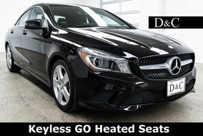2016_Mercedes-Benz_CLA_CLA 250 4MATIC® Keyless GO Heated Seats_ Portland OR