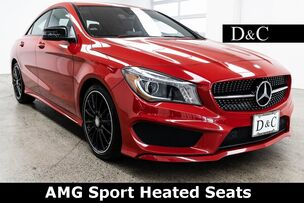 2016 Mercedes-Benz CLA CLA 250 AMG Sport Heated Seats