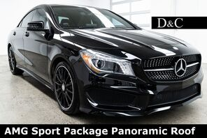 2016_Mercedes-Benz_CLA_CLA 250 AMG Sport Package Panoramic Roof_ Portland OR