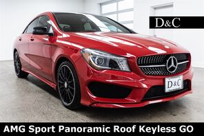 2016_Mercedes-Benz_CLA_CLA 250 AMG Sport Panoramic Roof Keyless GO_ Portland OR
