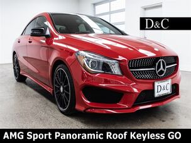 2016 Mercedes-Benz CLA CLA 250 AMG Sport Panoramic Roof Keyless GO