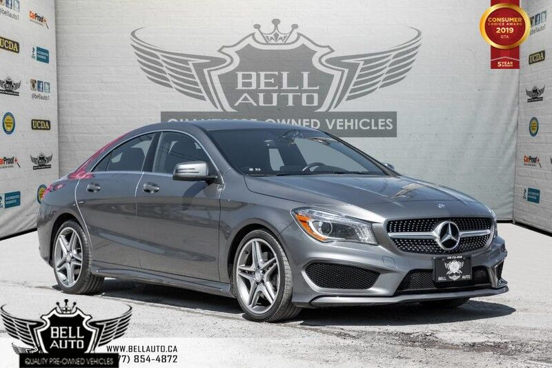 2016 Mercedes-Benz CLA CLA 250, AWD, BACK-UP CAM, NAVI, MEMORY SEAT, BLUETOOTH