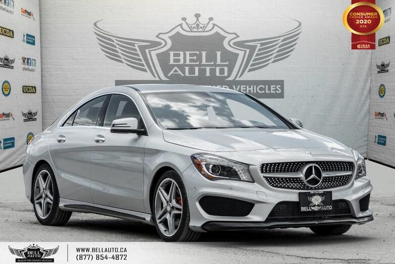 2016 Mercedes-Benz CLA CLA 250, AWD, NO ACCIDENT, NAVI, REAR CAM, B.SPOT Toronto ON