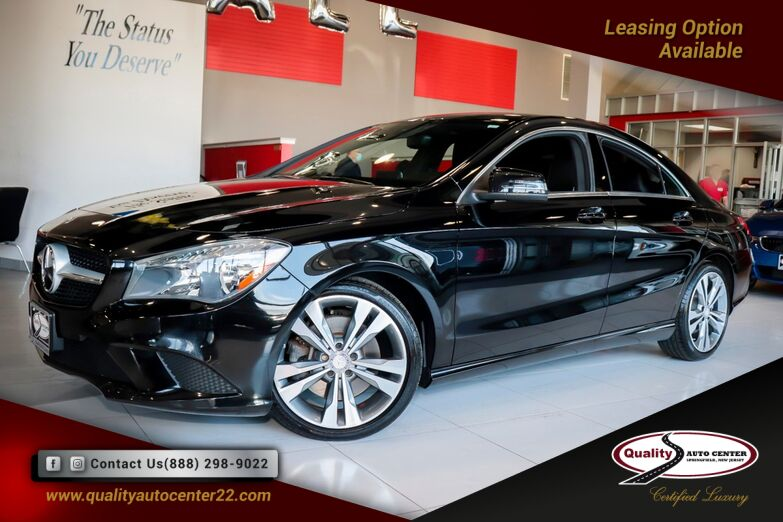 2016 Mercedes-Benz CLA CLA 250 Backup Camera Blind Spot 18 inch Wheels Springfield NJ