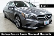 2016 Mercedes-Benz CLA CLA 250 Backup Camera Power Moonroof Bluetooth Portland OR