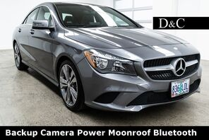 2016_Mercedes-Benz_CLA_CLA 250 Backup Camera Power Moonroof Bluetooth_ Portland OR