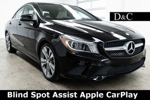 2016 Mercedes-Benz CLA CLA 250 Blind Spot Assist Apple CarPlay