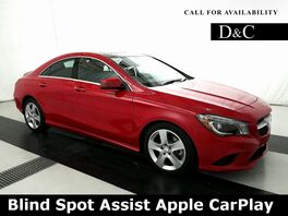 2016_Mercedes-Benz_CLA_CLA 250 Blind Spot Assist Apple CarPlay_ Portland OR