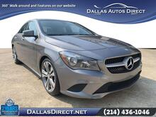 2016_Mercedes-Benz_CLA_CLA 250_ Carrollton  TX