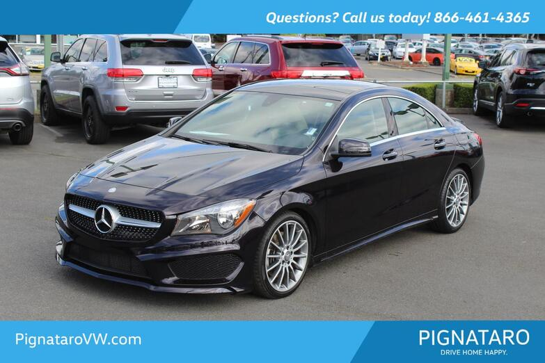 2016 Mercedes-Benz CLA CLA 250 Everett WA