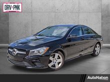 2016_Mercedes-Benz_CLA_CLA 250_ Fort Lauderdale FL