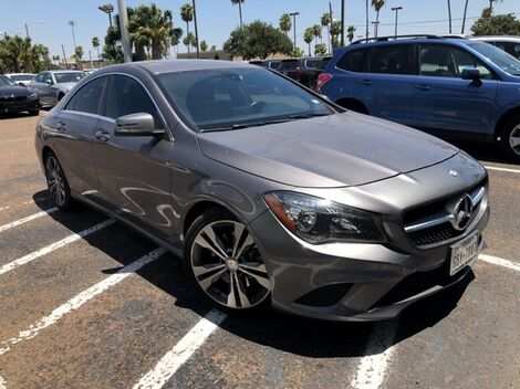 2016_Mercedes-Benz_CLA_CLA 250_ Harlingen TX