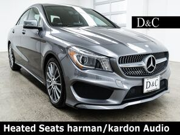 2016_Mercedes-Benz_CLA_CLA 250 Heated Seats harman/kardon Audio_ Portland OR