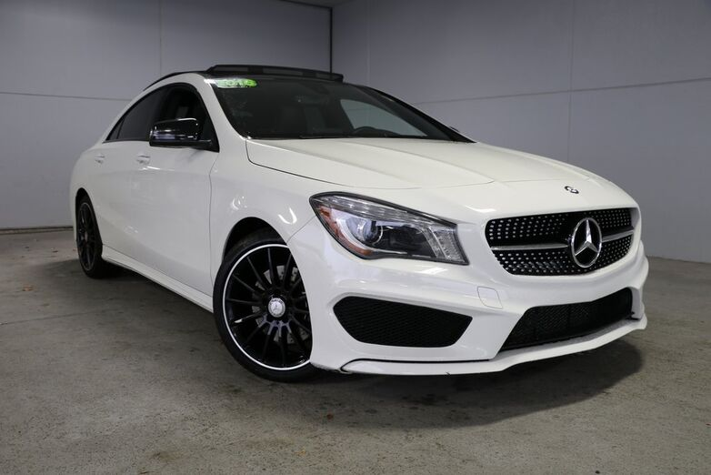 2016 Mercedes-Benz CLA CLA 250 Merriam KS