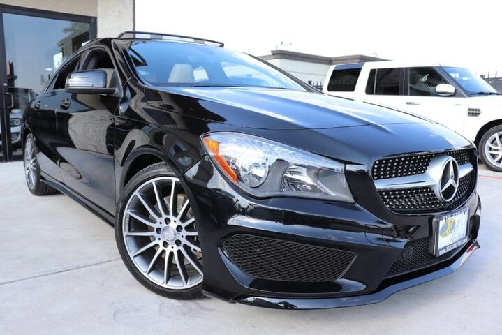 2016 Mercedes-Benz CLA CLA 250 NAVIGATION CLEAN CARFAX 1 OWNER PANO ROOF!!! Houston TX