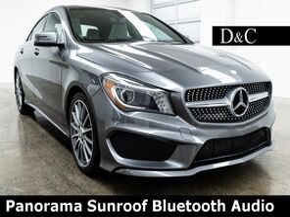 2016_Mercedes-Benz_CLA_CLA 250 Panorama Sunroof Bluetooth Audio_ Portland OR