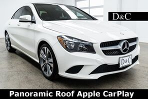 2016_Mercedes-Benz_CLA_CLA 250 Panoramic Roof Apple CarPlay_ Portland OR