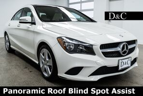 2016_Mercedes-Benz_CLA_CLA 250 Panoramic Roof Blind Spot Assist_ Portland OR