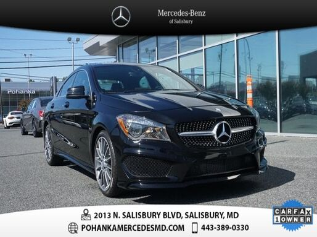 2016_Mercedes-Benz_CLA_CLA 250_ Salisbury MD