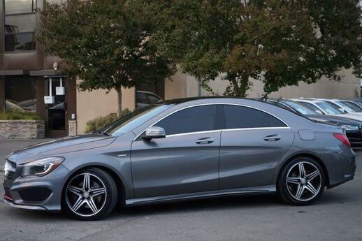 2016 Mercedes-Benz CLA CLA 250 San Rafael CA