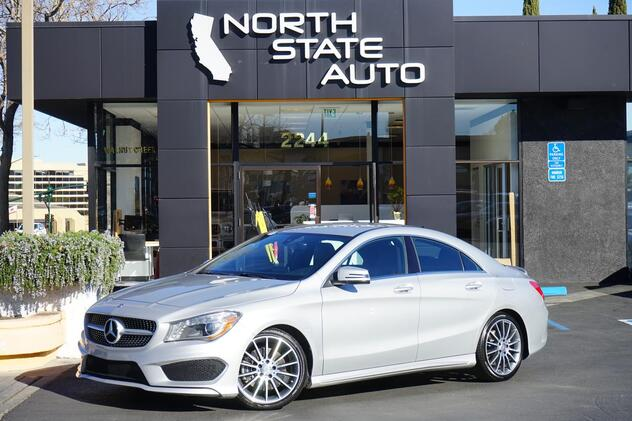 2016_Mercedes-Benz_CLA_CLA 250_ Walnut Creek CA