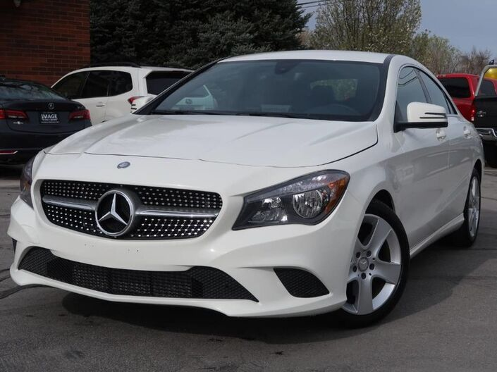 2016 Mercedes-Benz CLA CLA 250 West Jordan UT