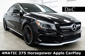 2016_Mercedes-Benz_CLA_CLA 45 AMG 4MATIC 375 Horsepower Apple CarPlay_ Portland OR