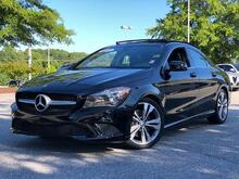 2016_Mercedes-Benz_CLA_CLA250 Coupe_ Cary NC