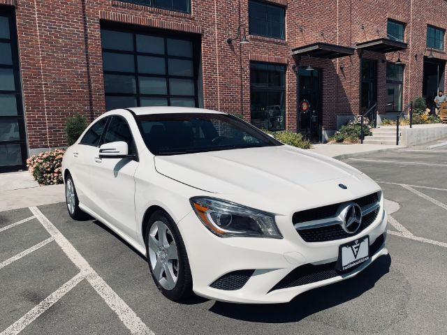 2016 Mercedes-Benz CLA-Class CLA250 Bountiful UT