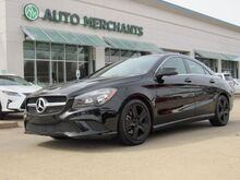 2016_Mercedes-Benz_CLA-Class_CLA250 LEATHER SEATS, NAVIGATION SYSTEM, PREMIUM STEREO, PANORAMIC ROOF, LANE DEPARTURE SYSTEM_ Plano TX