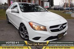 2016_Mercedes-Benz_CLA250_4MATIC-$117/Wk-NewTires-NAVI-PANO-HeatdLeathrSeats_ London ON