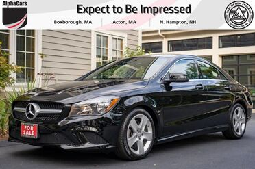2016_Mercedes-Benz_CLA250_4Matic_ Boxborough MA