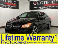 Mercedes-Benz CLA250 NAVIGATION HEATED LEATHER SEATS BLUETOOTH DUAL POWER SEATS KEYLESS ENTRY CR 2016