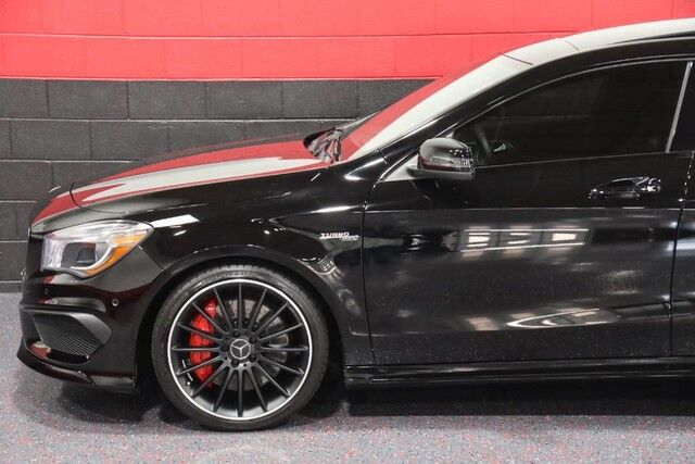 2016 Mercedes-Benz CLA45 AMG 4-Matic 4dr Sedan Chicago IL